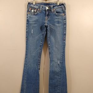 True Religion Brand Jeans Joey Denim Ladies 26